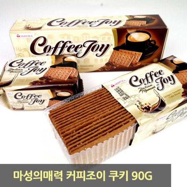 커피와 함께하는 비스킷 커피조이 90g/coffee joy cookie,쿠키,비스킷,비스켓,밀크비스킷,밀크쿠키