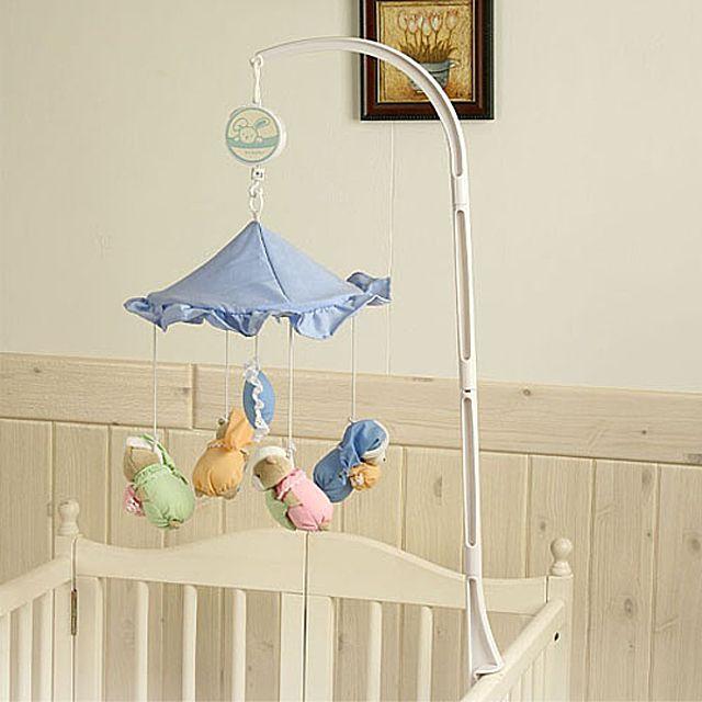 유아용 침대 4단모빌대(추가구매) 모빌 모빌대 출산용품 아기모빌 유아용품
