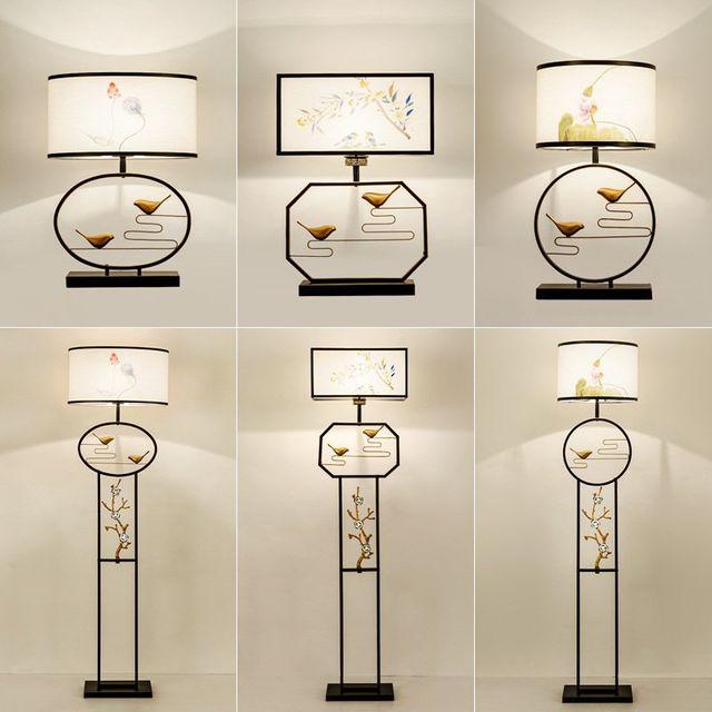 [해외] 인테리어 스텐드 조명 식 현대 장식 램프