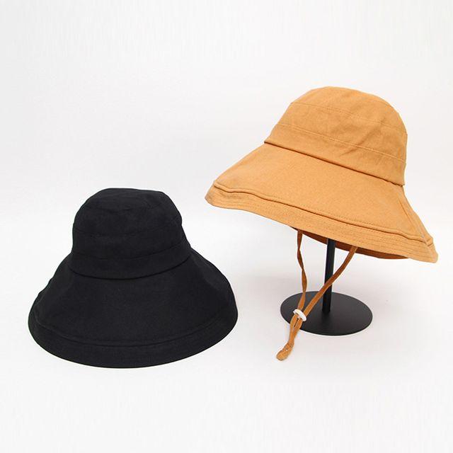 여자 데일리룩 벙거지 모자 여행 휴양지 패션 버킷햇