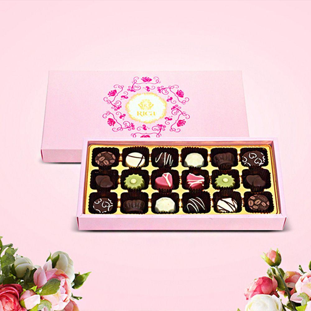 스푼홀릭_ 퓨어러브(18구) 선물세트,초콜릿,초코,초코볼,초코선물세트,발렌타인데이,초콜릿세트