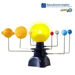 태양계 모형 세트 유아 어린이 과학 교구 장난감