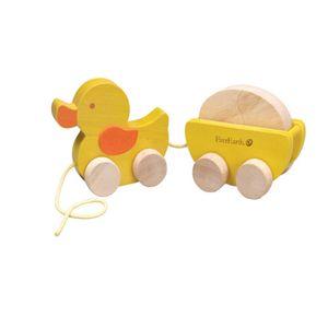 어린이 아장아장 오리 자동차 끌기 놀이 장난감 선물