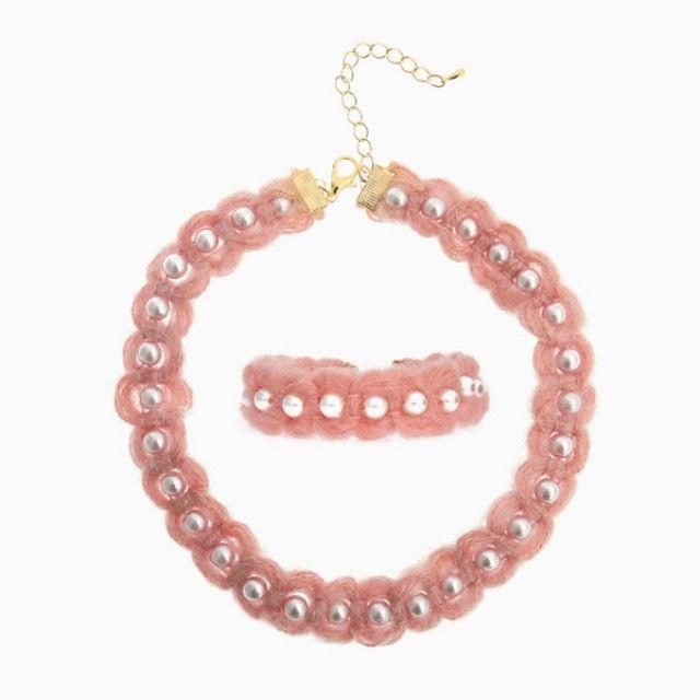 韩国直邮 (N + B)珍珠首饰套装