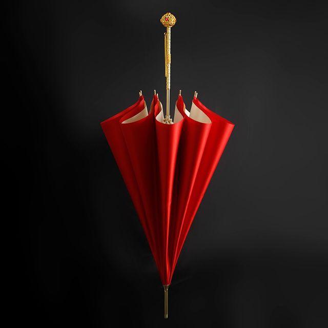 [해외] 패션소품 양산 방수 방풍 딩 우산 웨딩 우산