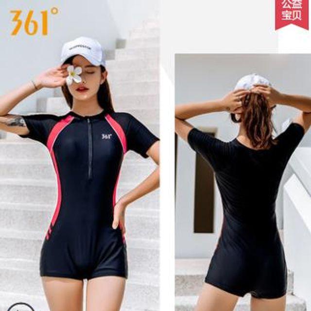 [해외] 비키니 여성수영복 날씬블라우스3