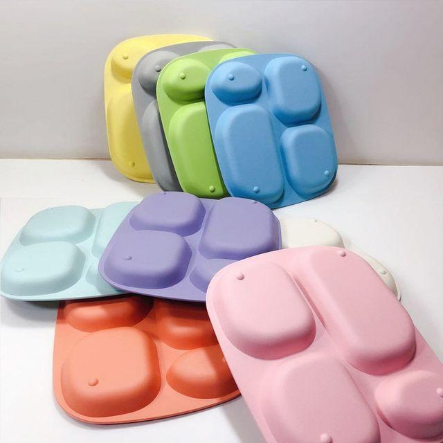 [해외] 주방용품 식판 이용 보충 식품 분리 접시