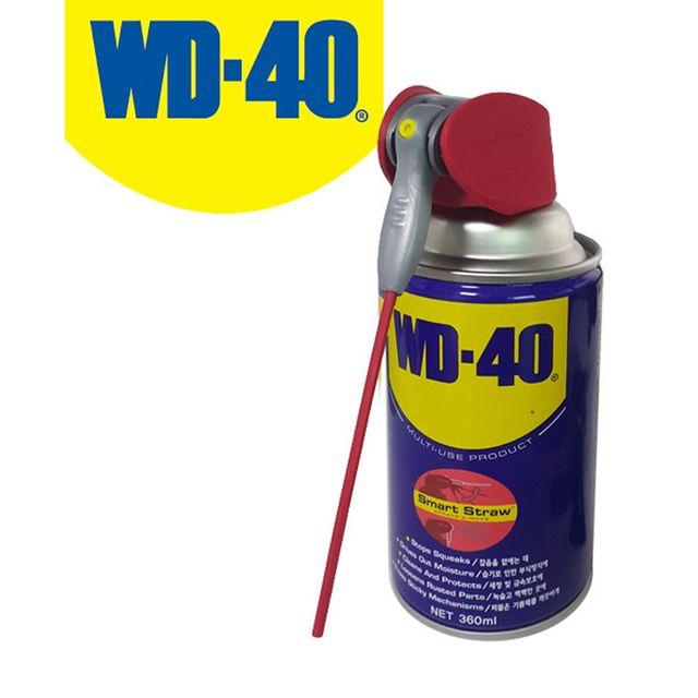 W 스마트노즐 WD-40 방청윤활제 360ml