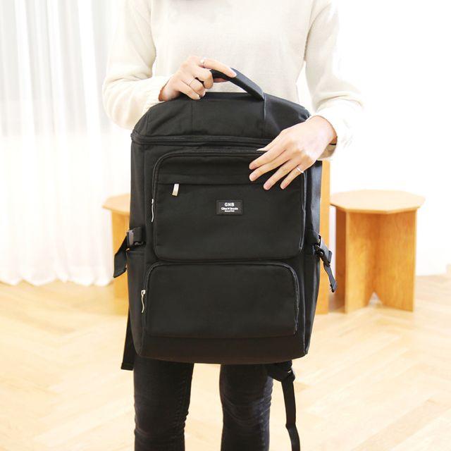 W 캐주얼 가방 오피스백팩 학생백팩 가벼운 학생가방