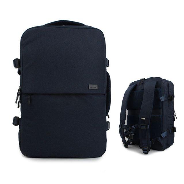 119360705fc 20대학생노트북여행용백팩확장형네이비가방