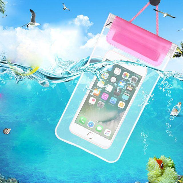 스마트폰 방수팩 휴대폰 핸드폰 3M 터치 생활방수