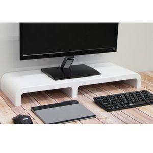롱플렛 싱글 3021 노트북 모니터 받침대 1개 받침 선반 거치대 키보드