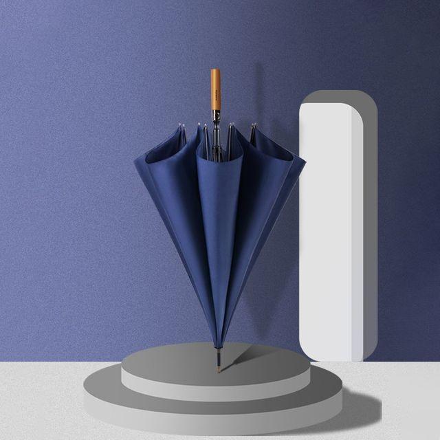 [해외] 패션소품 양산 방수 방풍 방풍 S 심플 블랙 우산