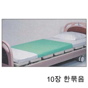 방수시트(고급형/면) 90x180 침대오염방지 10장 묶음