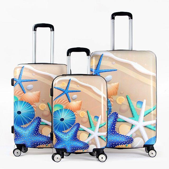 [현재분류명],개성있는톡튀는여행 소라해변캐리어(24),여행캐리어,여행가방,캐리어,캐리어가방