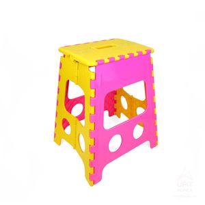 파스텔 접이식 의자 (왕대)