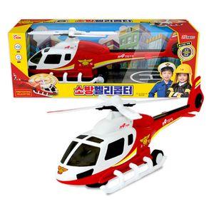 씽크 소방 헬리콥터(27031)