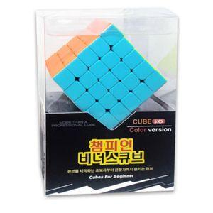 아이큐 두뇌개발 챔피언 비너스 큐브 5X5 놀이 퍼즐