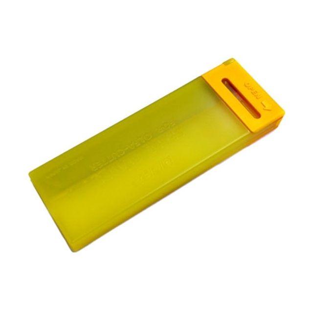 OLFA 커터칼날 AB-10B 리필용 교환 심 교체 절삭 [제작 대량 도매 로고 인쇄 레이저 마킹 각인 나염 실크 uv 포장 공장 문의는 네이뽕]