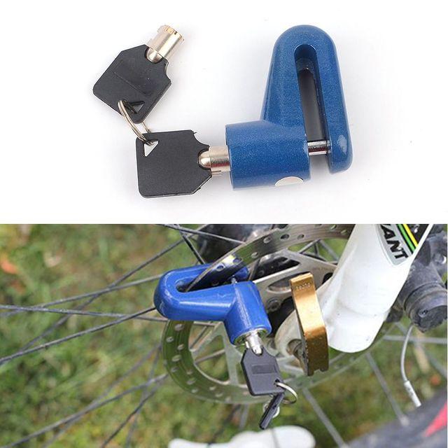 디스크락 자물쇠 자전거열쇠 자전거잠금장치
