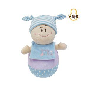 신생아 영유아 베이비 오뚝이 인형 장난감 조카 선물