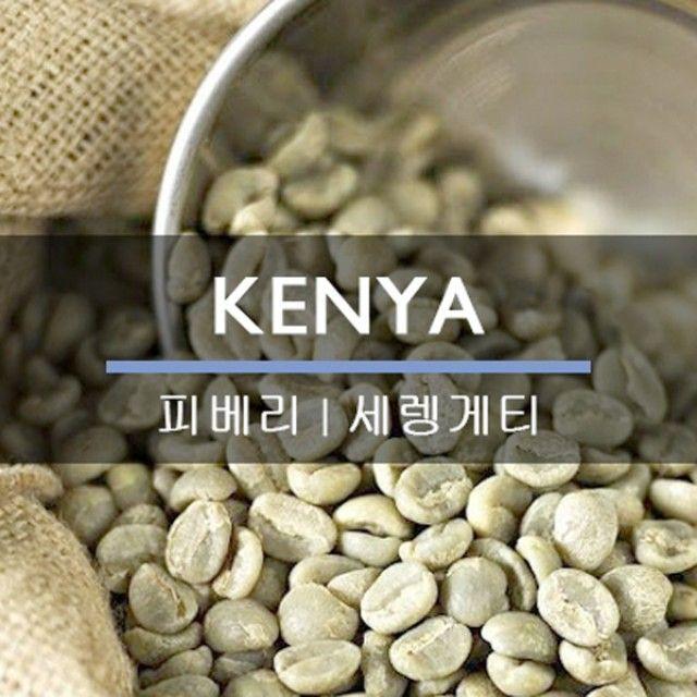 W2F3824생두 케냐 피베리 세렝게티 500g_그린빈 생커피원두,생두커피,커피생두,원두커피,생원두