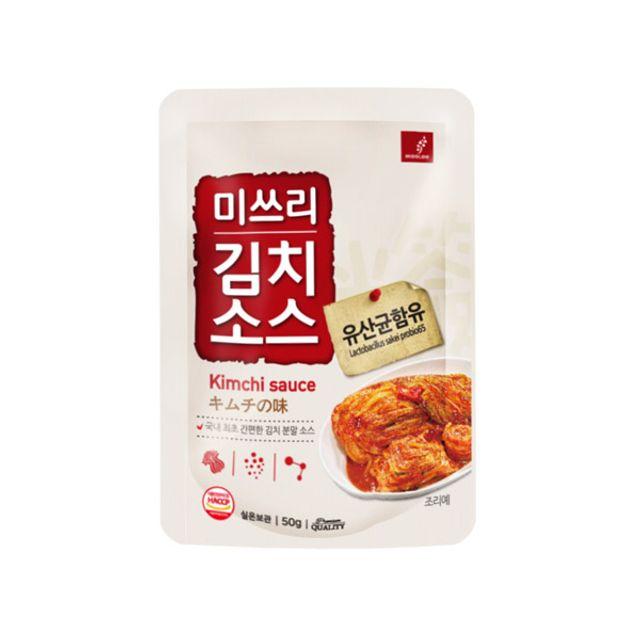 미쓰리 김치 분말소스 50g,식품,농수축산물,가공식품,소스,김치소스