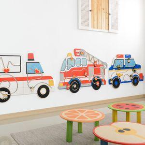 감각블럭놀이 유치원 어린이집 벽장식 게시판