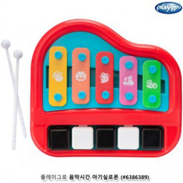 잇템 플레이그로 음악시간 아기실로폰 (6386389)