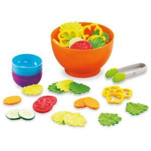 레인보우 샐러드 어린이 장난감 요리 주방 놀이 완구