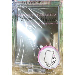 업소 업체 납품 스탠드 미용 사각 거울(중)X10개