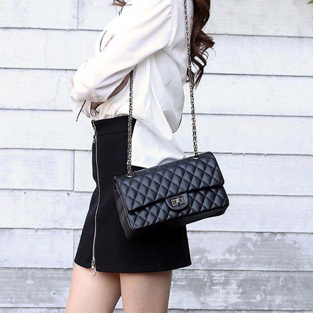검정색 여성핸드백 심플한 숄더백 미니가방 정장가방