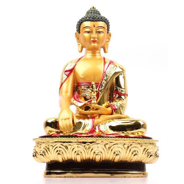 좌불상 부처님상 금색가사 부처상 불상 불교 미니불상 피규어 키덜트 인테리어장식품 불교용품