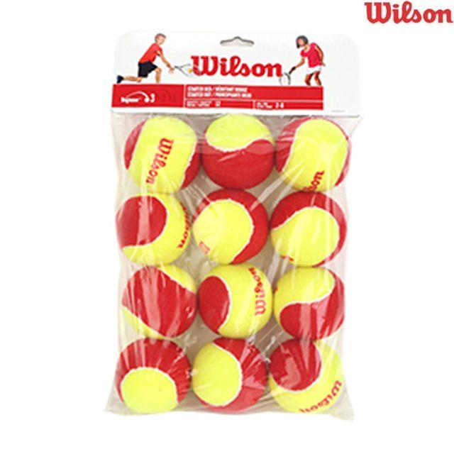 윌슨 코아 이지볼 테니스공 12개입 B0265