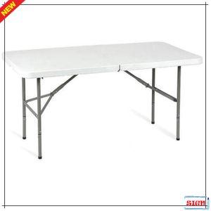 식당 가정용 다용도 테이블 BM-5FT(상판접이)-B