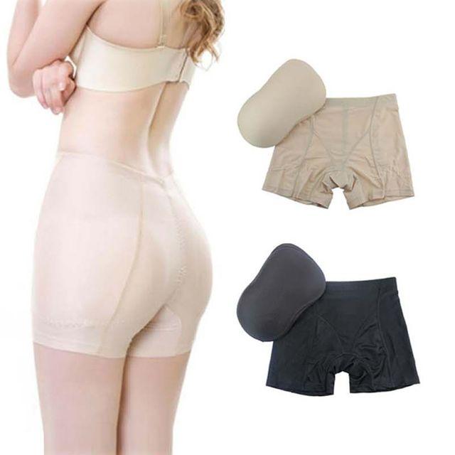 여성 여름 날씬한 몸매 어덩이 거들 보정속옷 팬티