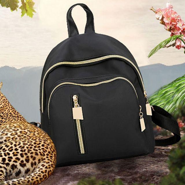 [현재분류명],옥스포드 롱 백팩-블랙 WD,여자가방,예쁜가방,백팩,숄더백,캐주얼가방