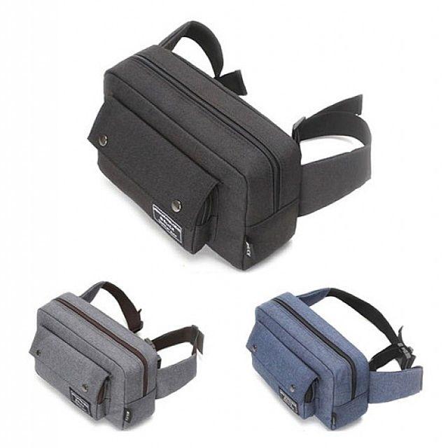 【韩国直邮】SLICK包包- 腰包-斜挎包-休闲包