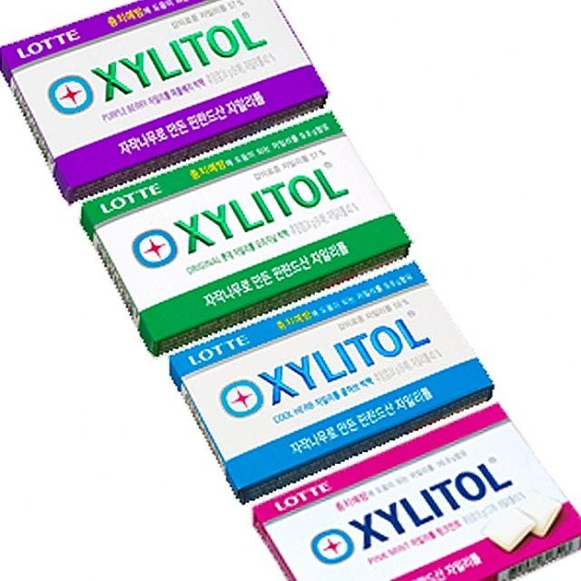 롯데)자일리톨 빅팩 24g x 36개,껌,치아,잇몸,튼튼,자일리톨