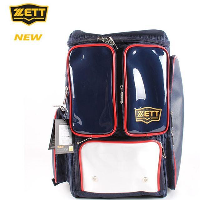 ZETT 제트 BAK-418N 3 야구가방 백팩 개인장비 보관