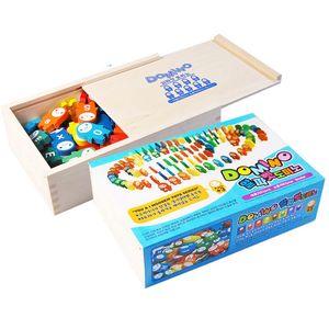 원목 알파벳 도미노세트 104P 보드게임 어린이날 선물