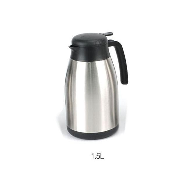 이중스텐 보온보냉 물병-1.5L [제작 대량 도매 로고 인쇄 레이저 마킹 각인 나염 실크 uv 포장 공장 문의는 네이뽕]