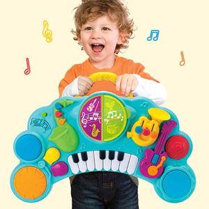 어린이 멀티 악기놀이 피아노 연주 학습 발달 완구