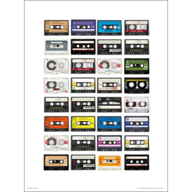 PDH01403 카세트 테이프 (40x50cm)