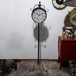 1806스탠드시계(BK)