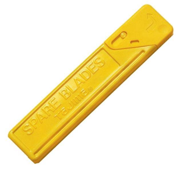 타지마 커터칼날 LCB65 25mm 소형 공구 장판 절삭 [제작 대량 도매 로고 인쇄 레이저 마킹 각인 나염 실크 uv 포장 공장 문의는 네이뽕]