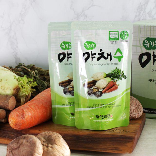 (선물 30팩) 몸에좋은 야채수 150 ml,야채,채소,야채수,채소물,야채물,건강식품,건강즙