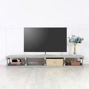 tv 거실장 수납 테이블 티비 다이 선반 1500