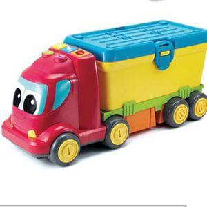 4세 5세 남자 어린이 아이 선물 공구 놀이 자동차