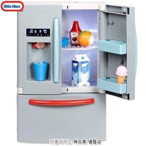 소꿉놀이 가전 전자제품 완구 리틀타익스 냉장고